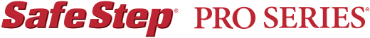 SafeStep Pro Series logo